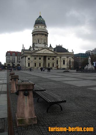 Deutscher Dom en Gendarmenmarkt