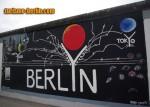 Pintura del muro de Berlín