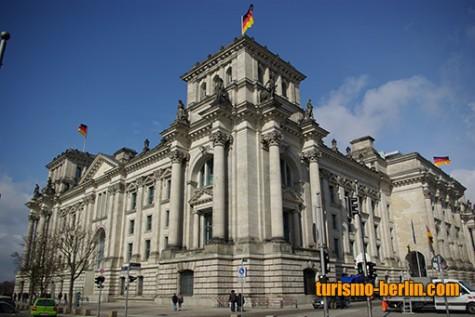 El edificio del Reichstag (Reichstagsgebäude)