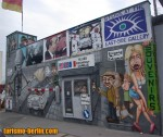 Pintura del muro de Berlín (Checkpoint)