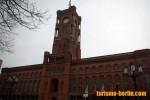 Rotes Rathaus - Ayuntamiento de Berlín