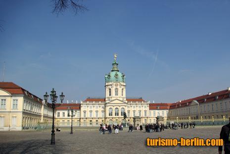 Schloss Charlottenburg (Palacio de Charlottenburg)